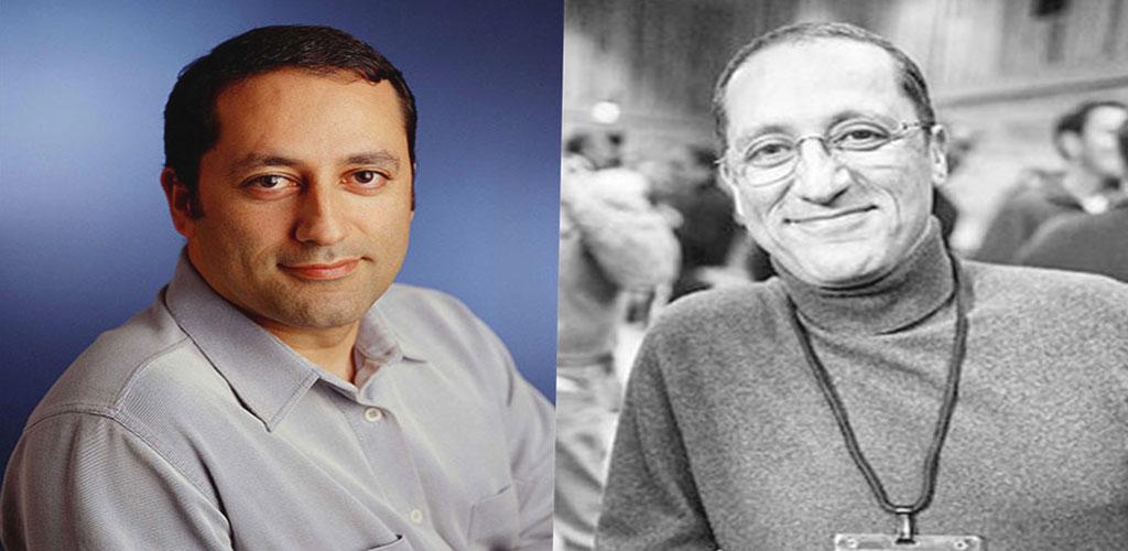 فرهاد ناظم میلیاردر ایرانی مدیر فنی سایت یاهو