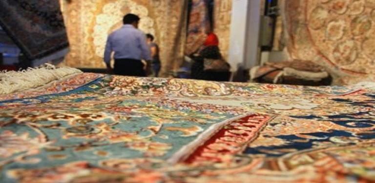 بازاریابی فروش فرش قالی دستباف ایرانی سایت بازار صادرات