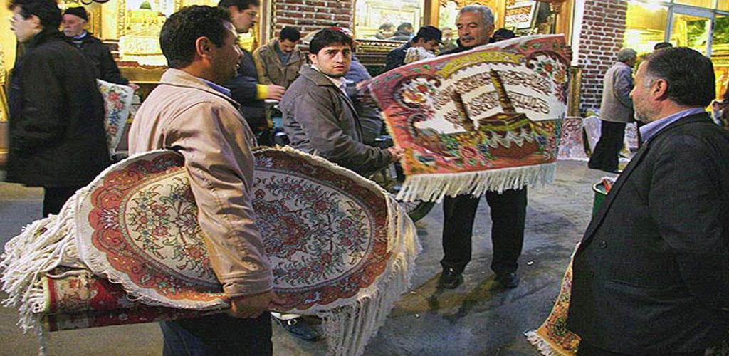 خرید فروش قالی فرش مستقیم بدون واسطه اینترنت