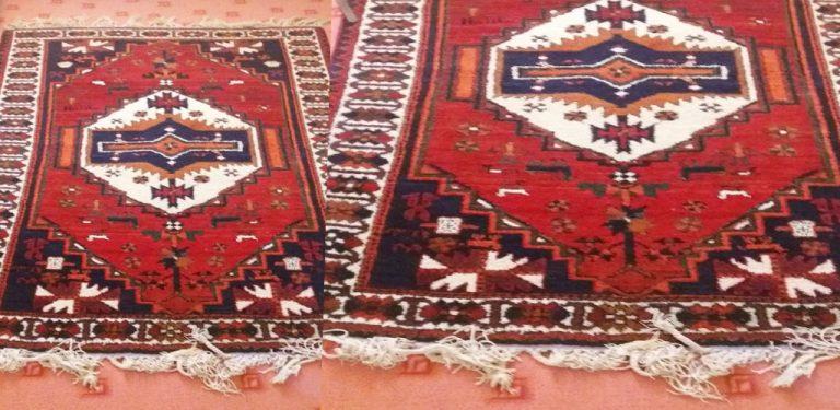 فرش اصیل بختیاری پشم گوسفندی
